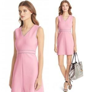 DVF Leelou Dress - Pink Ice